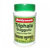 Herbal Triphala Triphla Guggul | Guggulu | Baidyanath | 80 tabs