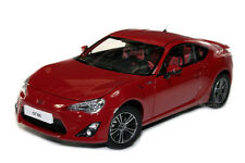 2013 TOYOTA GT86 DIE CAST 1/18 RED BY CENTURY DRAGON #1002B LIMITED EDETION