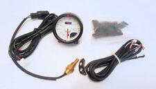 D1 Spec 60mm White Face Water Temperature Gauge *Genuine Item*
