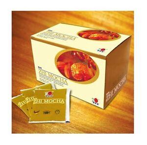 5 packs x DXN zhi mocha - mocha coffee with ganoderma 20 sachets x 21.gr.
