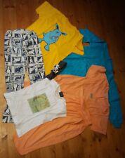 Mädchen Bekleidungspaket 7T. handgestrickter Pulli JAKO-O T-Shirt neu 128 / 134