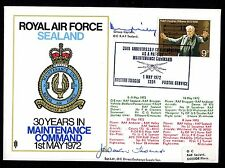 GB Royal Air Foce Sealand 30 years in Maintenance Command Alle 4 Etappen !!