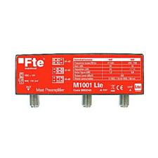 FTE M1001 PREAMPLIFICATORE PALO 2 INGR. UHF/VHF M1001