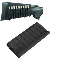 Shell Cartridge Pouch Tactical 9 Rounds Rifle Ammo Bullet Carrier Holder