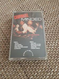 Criminal Minded - Boogie Down Productions   Kassette Tape Hip Hop  Rap Tapes