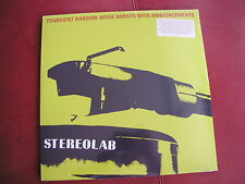 Stereolab - Transient Random-Noise Burst With Announcements Reissue 2012 Sealed