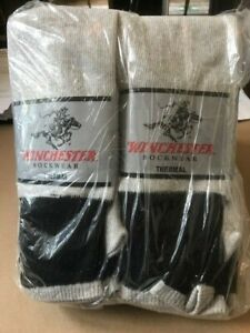 PRICE REDUCED!!   Winchester Thermal Socks  Size 10-13