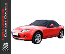 Mazda Miata MX5 Mk3 Convertible Soft Top Roof Half Cover - 2006 to 2015 RP121x