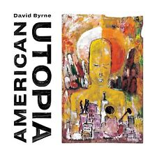 David Byrne American Utopia CD - Release March 2018