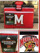 University of Maryland UMDTerps Artic Freeze  Zipperless Cooler 30 Can