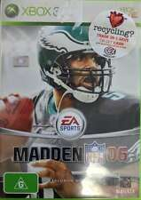 XBOX 360 Game Madden NFL 06