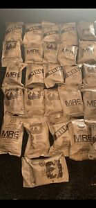 GENUINE-US MRE -MEAL READY TO EAT