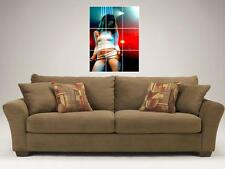 """JULIETTE LEWIS MOSAIC 35"""" BY 25"""" WALL POSTER THE LICKS"""