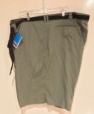 $50 NWT Columbia Battle Ridge II Short Outdoor Hiking Omni Shade Mens Size 54