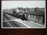 Photo Norton Fitzwarren Railway Station Taunton to Wellington & Milverton