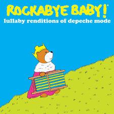 Rockabye Baby! - Rockabye Baby: Lullaby Renditions of Depeche Mode [New CD]