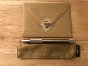 Wingback Mechanical Pen (Steel)