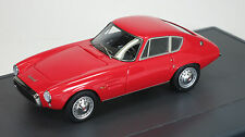 Matrix 1/43 1964 Ghia-Fiat 1500 GT Coupe (RED) 10701-021  RESIN