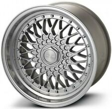 "17"" SSR Dare RS alloy wheels Fit BMW E34 E39 E60 E61 5 Série 8.5X17 5X120 ET20"