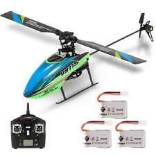 WLtoys V911S RC Helicopter with Gyroscope 4CH 6G Non-aileron w/ 3 Battery Y9M5