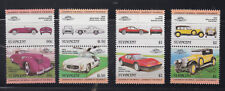 St. Vincent Stamps 1983 Vintage Automobiles set of 8, MNH