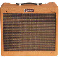 """Fender Hot Rod Blues Junior III 15W 1x12"""" Tube Guitar Combo Amp Lacquer/Tweed"""