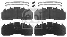 Brake Pad Set, disc brake FEBI BILSTEIN 16778