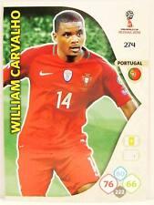 Panini Adrenalyn XL WM 2018 - #274 William Carvalho - Portugal