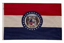 Missouri Heavy Duty Nylon Outdoor State Flag 6' x 10' New