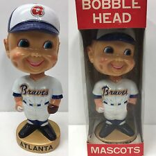 1974 Atlanta Braves Georgia  Nodder Bobblehead Vintage Baseball