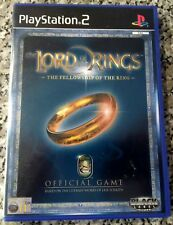 The Lord of the Rings: The Fellowship of the Ring (Sony PlayStation 2, 2002) - E