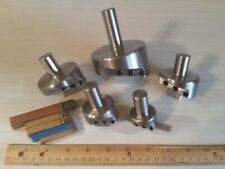 Larger 5X Pc. Fly Cutter Set  USA   Top Quality!!!!!