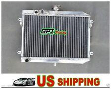 For SUZUKI VINSON 500 LTA500F LTF500F 2002-2007 Aluminum Radiator