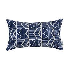 "Throw Pillows Cushion Cover Home Decor Vintage Southwestern Geometric 18"" 12x20"""
