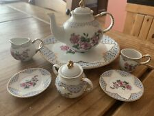 Childrens Play Tea Set