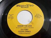 Bob Wilson San Remo Quartet All Turned On 45 1965 Vinyl Record