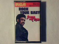 GEORGE McCRAE Rock your baby mc cassette k7 ITALY RARISSIMA VERY RARE!!!