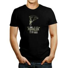 New listing Life is simple eat, sleep, Paraglide T-shirt