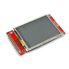 2.4-inch LCD Module SPI 240 * 320 with Touch TFT ILI9341 Minimum Occupancy 9 IO