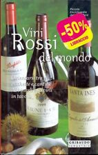 VINI ROSSI DEL MONDO GRIBAUDO ED. CUCINA/VINO D290