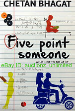 Five Point Someone - What not to do at IIT (Paperback) - A book by Chetan Bhagat