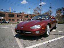 JAGUAR 2002 XK8 CABRIO/ROADSTER 4.0L V8