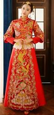 Chinese wedding dress QiPao Kwa Cheongsam 17 - latest fashion Custom Make Avail