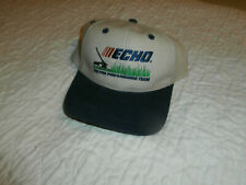 ECHO POWER EQUIPMENT THE PRO PERFORMANCE TEAM STRAPBACK HAT CAP