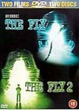 The Fly 1 + The Fly 2 (Geena Davis, Jeff Goldblum) New DVD Region 2