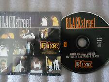 CD-BLACK STREET-FIX-OL'DIRTY BASTARD & SLASH-RILEY/JONES(CD SINGLE)-1997- 2TRACK