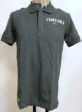 CHELSEA F.C. 2011/12 AUTHENTIC POLO  SHIRT BY ADIDAS ADULTS SIZE SMALL BRAND NEW