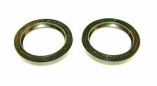 JAGUAR E TYPE SERIES I , II & III 1961 - 1975  A PAIR OF FRONT HUB SEALS