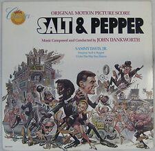 Salt & Pepper 33 tours John Dankworth Jack Davis Sammy Davis Jr.