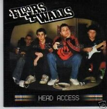 (736I) Floors & Walls, Head Access - 2007 CD